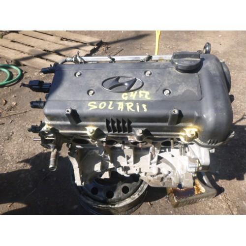 Двигатель (ДВС)  (G4FC)