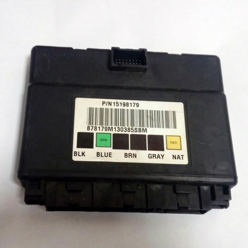 Блок управления двигателем (ЭБУ) Hummer H2 15198179, 878179M