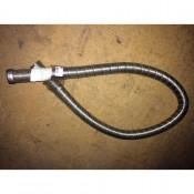 Труба выхлопная для отопителя DAF Прочие; Iveco Прочие; MAN Прочие; 566143