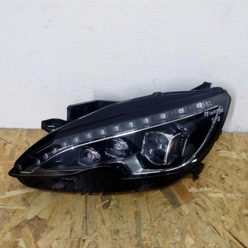 Фара передняя левая Peugeot 308 II 030128723103, 96778324