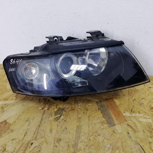 Фара передняя правая Audi A4 CABRIO 8H0941004BA
