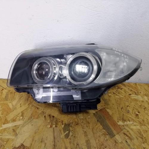 Фара передняя левая BMW 1 E81, E82, E87, E88 63.117170291-02, 6311717029102