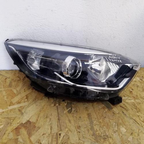 Фара передняя правая Renault Kaptur 260102734R, 030128121200