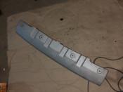 Накладка бампера (буфер) юбка передняя Land Rover Discovery IV EH22-17K950-AA, EH2217K950AA