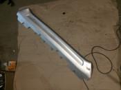 Накладка бампера (буфер) юбка передняя Volvo XC90 31353383