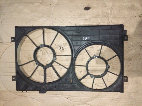 Диффузор 2.0 TDI Volkswagen Passat B6 1k0121207t