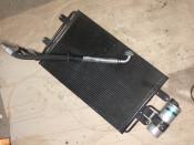 Радиатор кондиционера (конденсатор) 1.8T, бензин Audi A3 I; Volkswagen Golf IV; 1J0820411D