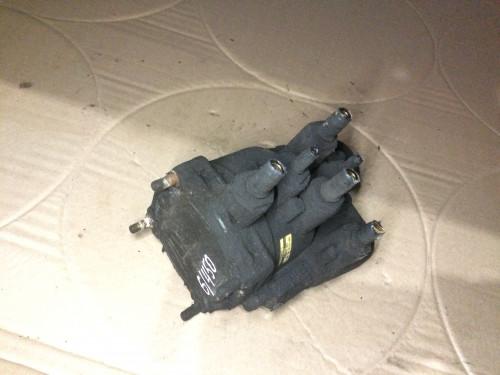 Кран тормозной управления тормозами прицепа Mercedes Atego 355094001, 0004819513