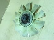 Вентилятор радиатора вискомуфта 2.9 D, D29UYT Ford Ranger