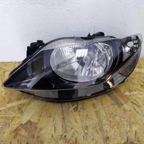 Фара передняя левая VALEO Seat Ibiza IV 6J2941021C, 89319165