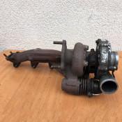 Турбокомпрессор (турбина) 2,5 TDI AEL, AAD Audi A6 C4 046145703F