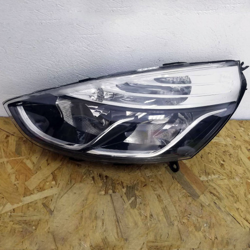 Фара передняя левая Renault Clio IV 01034011100010