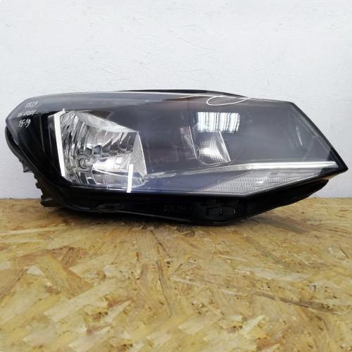 Фара передняя правая Volkswagen Caddy III 2K1941016A, 1ED01228602