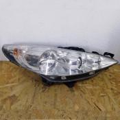 Фара передняя правая Peugeot 207 9683683880, 89901969