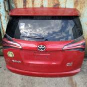 Крышка багажника 5 дверь рестайлинг в сборе Toyota RAV 4 IV