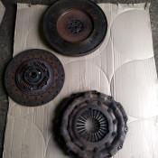 Сцепление (комплект) 1223 OM 904 Mercedes Atego