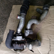 Турбокомпрессор (турбина) правая 5.0 TDI V10 Volkswagen Phaeton 07Z145873E
