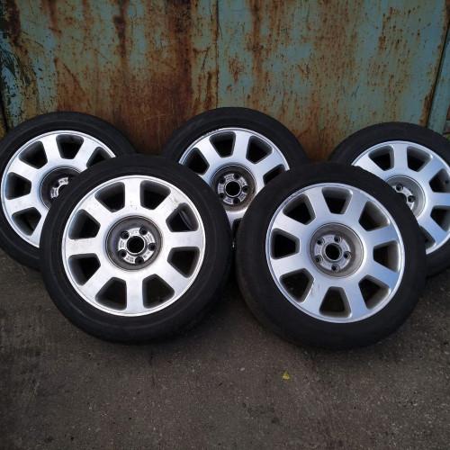Колеса 235/50/R18 в сборе Volkswagen Phaeton
