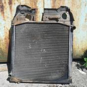 Радиатор охлаждения двигателя Scania 4 - series
