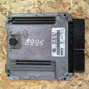 Блок управления двигателем (ЭБУ) Volkswagen Phaeton 070906016B, BOSCH 0281010737