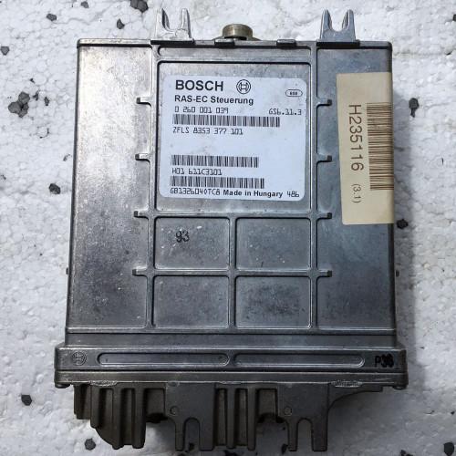 Блок управления MAN TGA E3 BOSCH 0260001039, ZFLS8353377101