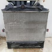 Радиатор охлаждения воздуха (интеркуллер) MAN TGA E3 81061300232, BEHR X6767001