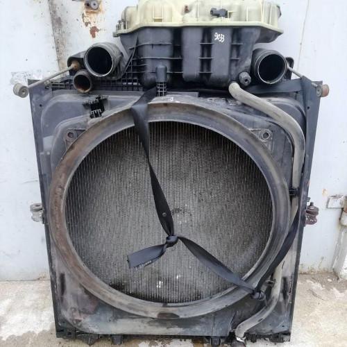 Радиатор охлаждения двигателя MAN TGA E3 81061016520, A965704, BEHR N2031003