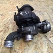 Турбокомпрессор (турбина) 2.0XDI SsangYong Kyron A6640900880, 7614330003