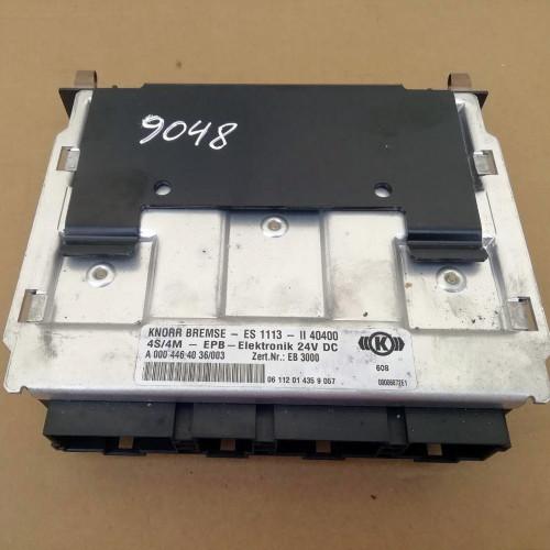 Блок управления Mercedes Atego 2 Knorr Bremse A0004464036/003
