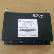 Блок управления Mercedes Atego 2 SIMENS A0014464302, VDO A2C53090681