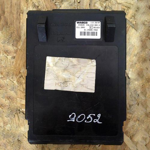 Блок управления ZBR MAN TGA WABCO 4462100040, 81258067052