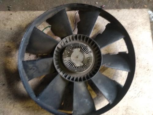 Вентилятор радиатора MAN TGA E3