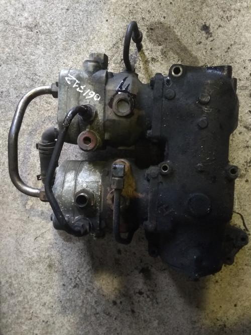 Компрессор двигателя MAN TGA E3 51541006007