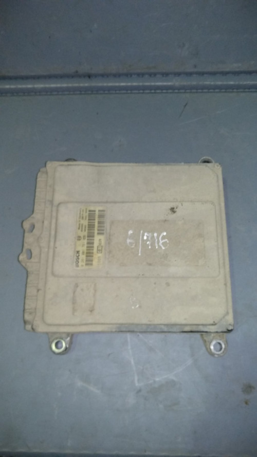 Блок управления двигателем (ЭБУ) MAN TGA, F 2000 0281001761