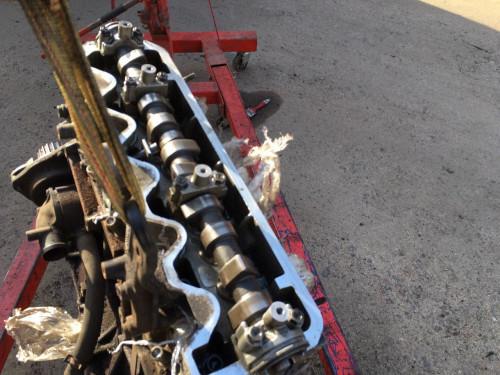 Двигатель (ДВС) без навесного Volkswagen Crafter