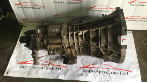 Коробка передач (КПП/МКПП) Ford Transit 5CR1 7003 BA
