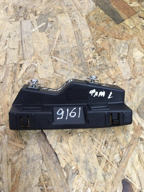 Кронштейн усилителя бампера передний левый Fiat Doblo 46390757