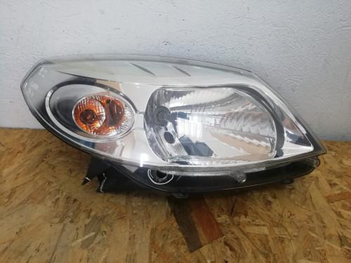 Фара передняя правая Renault Sandero 200733877