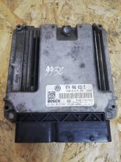 Блок управления двигателем (ЭБУ) Volkswagen Crafter 074906032E , 0281012543