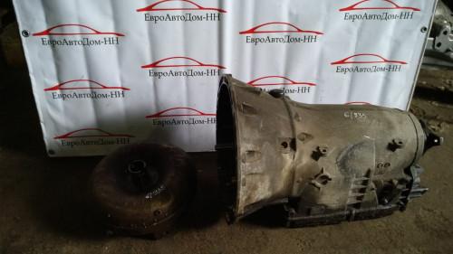 Коробка передач автомат (АКПП) с гидротрансформатором Mercedes C W203 12828F9 , R1402712601