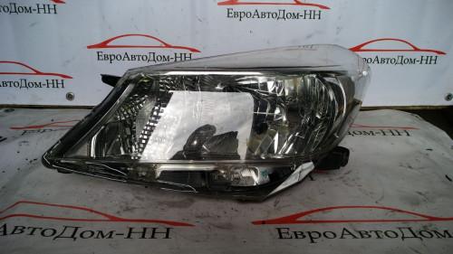 Фара передняя левая Toyota Yaris III