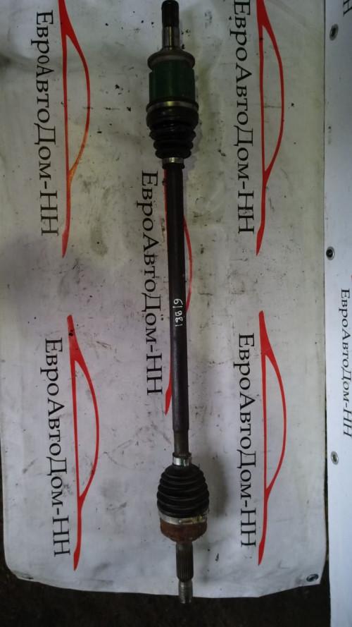 Привод задний правый Mitsubishi Outlander III 3715А204