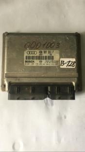 Блок управления двигателем (ЭБУ) Audi A6 C5 4B0907551F
