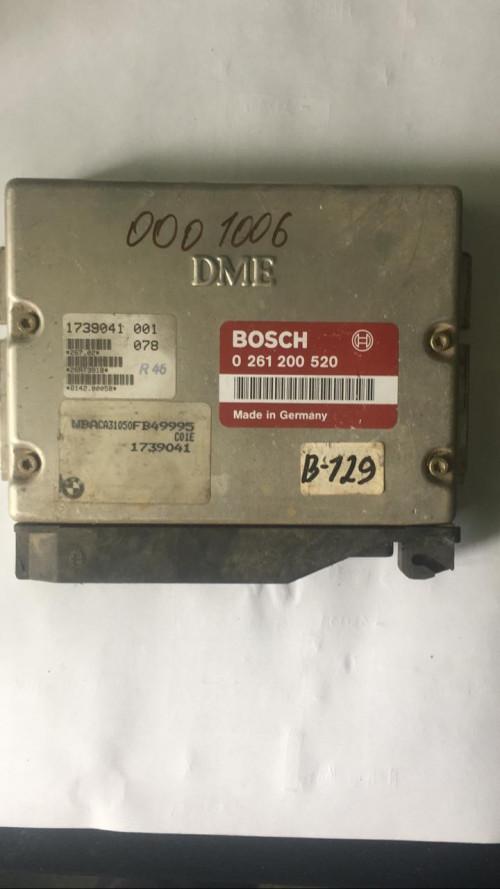 Блок управления двигателем (ЭБУ)  (0261200520)
