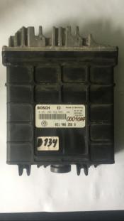 Блок управления двигателем (ЭБУ) Volkswagen Sharan I