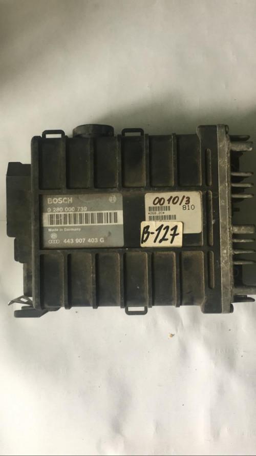 Блок управления двигателем (ЭБУ) Volkswagen Passat B3 443907403g