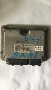 Блок управления двигателем (ЭБУ) Audi A3 I 06A906018BM