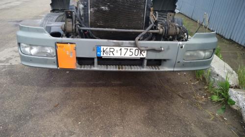 Бампер передний Mercedes Atego