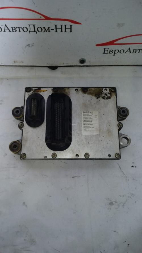 Блок управления двигателем (ЭБУ) Mercedes Atego A0634474440 , ZGS003