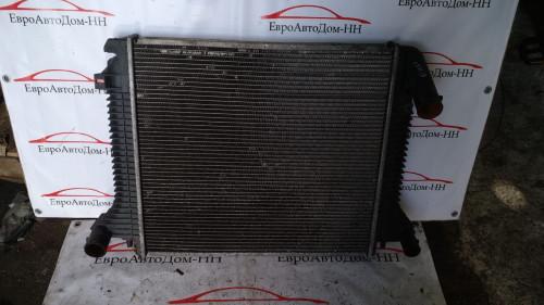 Радиатор охлаждения двигателя Mercedes Atego A9735000803